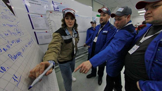 В Кировске появилась Фабрика процессов: фоторепортаж