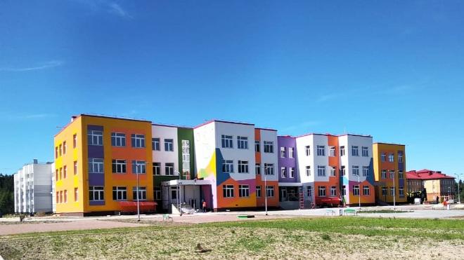 Новый детсад в Усть-Луге проходит последние проверки Усть-Луга, детский сад, Госстройнадзор