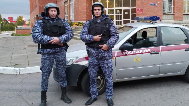 Фото: ГУ Росгвардии по Санкт-Петербургу и Лен.области